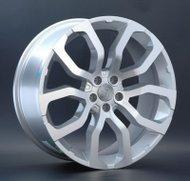 Диски Replica LR7 9,5x20 5x120 D72.6 ET50 цвет SF (серебро,полировка) - фото 1