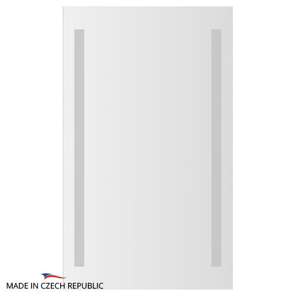 Зеркало со встроенными светильниками ELLUX STRIPE LED (60х100 см) STR-A2 9133