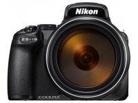 Фотоаппарат моментальной печати Nikon CoolPix P1000, черный
