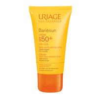 Uriage Солнцезащитный крем SPF50+ Барьесан 50 мл (Uriage, Bariesun)