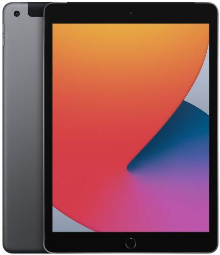 Планшет Apple iPad 10.2 Wi-Fi+Cellular 128GB Space Grey (MYML2RU/A)