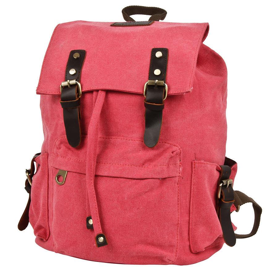 Рюкзак Polar П3062 17.2 красно-розовый