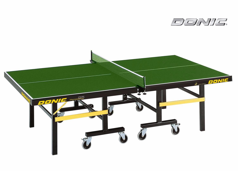 Теннисный стол Donic Persson 25 зеленый