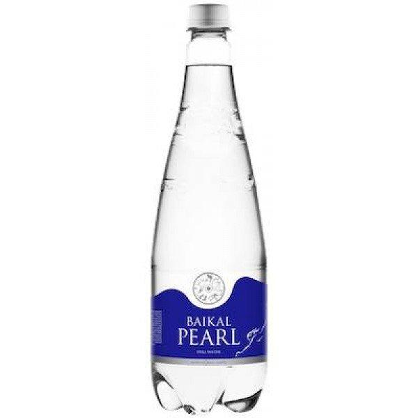 Природная вода Жемчужина Байкала (BAIKAL PEARL), ПЭТ 1 литр (6шт. в упак.)
