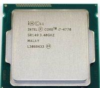 Процессор Intel Core i7-4770 Haswell (3400MHz, LGA1150, L3 8192Kb) OEM