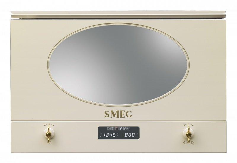 Встраиваемая микроволновая печь Smeg MP822PO