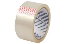 Скотч упаковочный (50мм*50м) прозрачный (36шт/уп) SDM