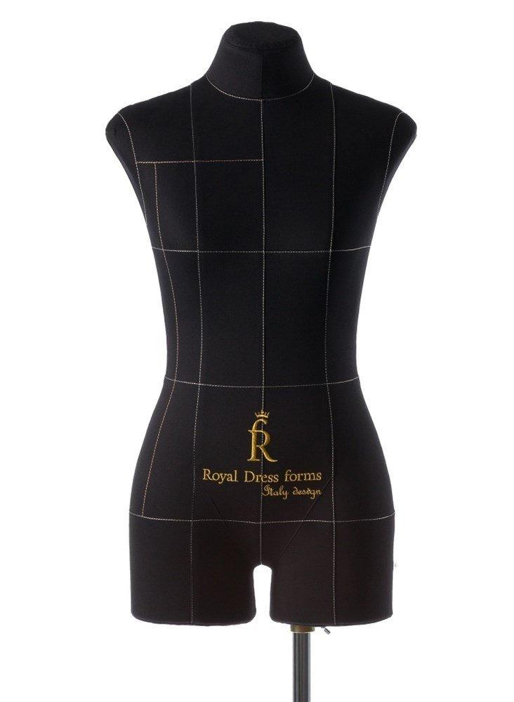 Манекен Royal Dress Forms Monica Черный