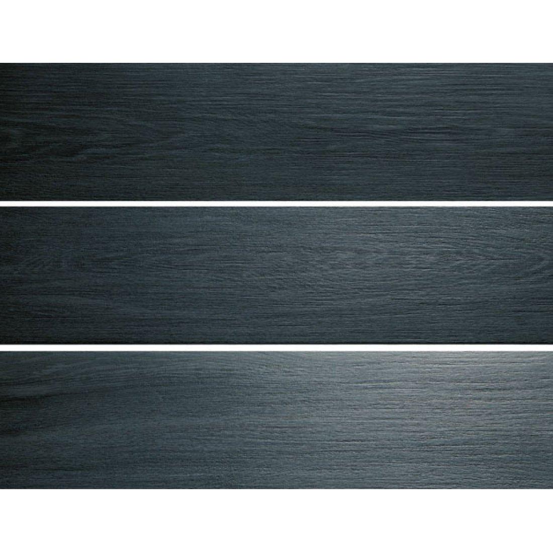 Фрегат черный обрезной 20*80 керамический гранит KERAMA MARAZZI, артикул SG701800R