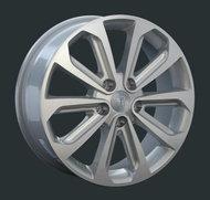 Диски Replay Replica Mazda MZ84 7x17 5x114,3 ET50 ЦО67.1 цвет SF - фото 1