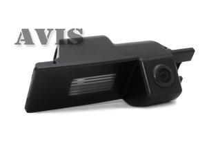 CCD штатная камера заднего вида AVIS AVS321CPR (#068) для CHEVROLET COBALT / MALIBU (2012 - ...)