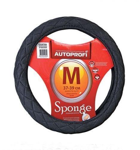 Оплетка Autoprofi Sp-9020 bk (m)