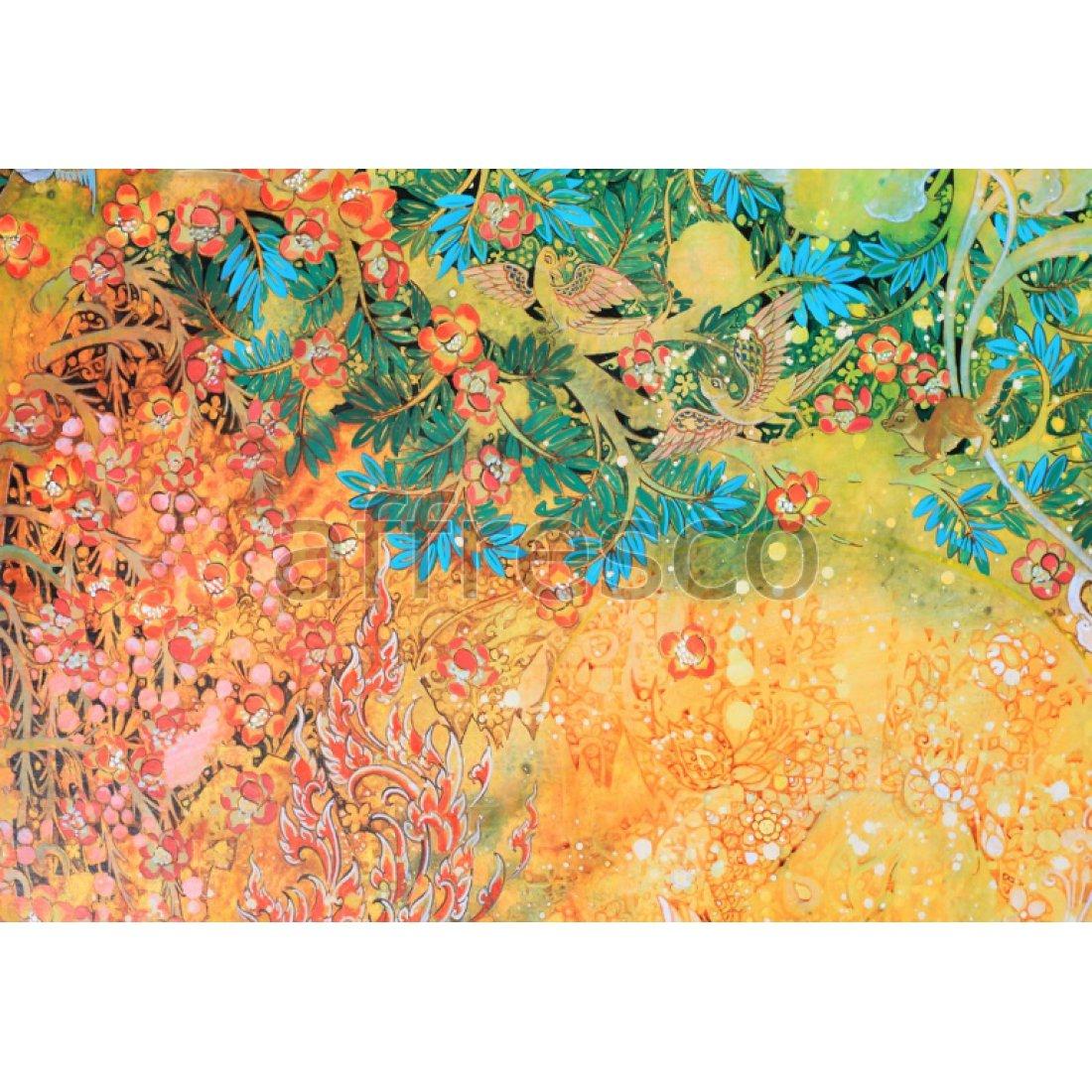 Фреска Affresco Цветочная композиция арт. F10209