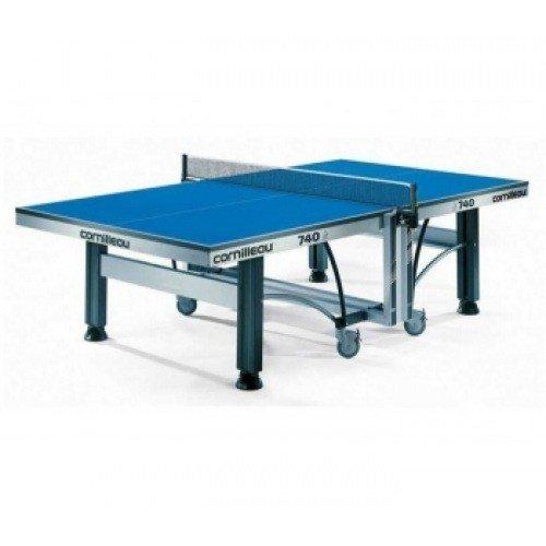 Теннисный стол Cornilleau Competition 740 - синий