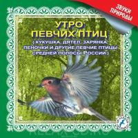 Утро певчих птиц