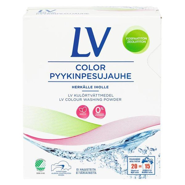 порошок стир. lv color 750г концентрат