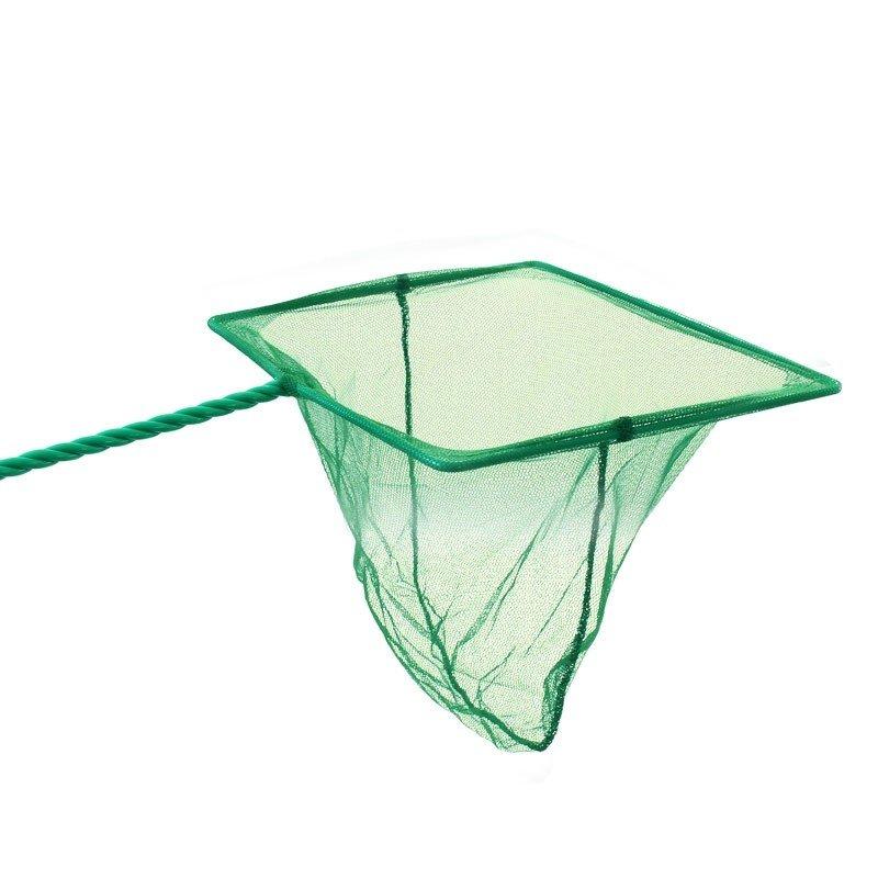 """Сачок квадратный """"Triol"""" (зеленый), 25x22 см"""