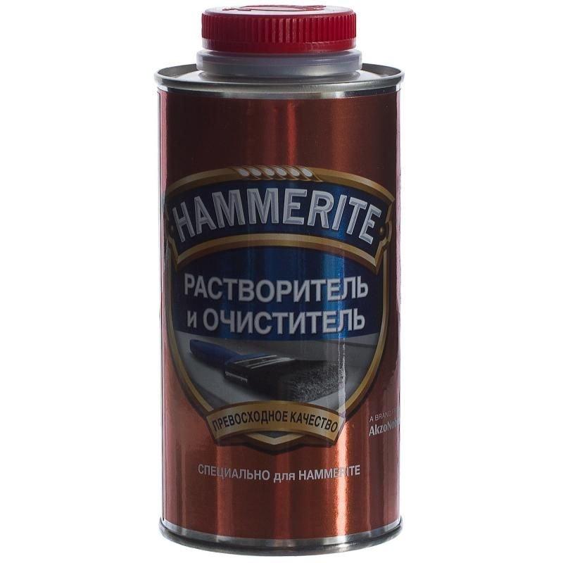 Растворитель HAMMERITE растворитель и очиститель, 2,5 л.