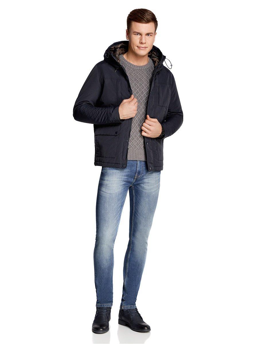 Куртка Oodji 1L412027M/46215N/7900N
