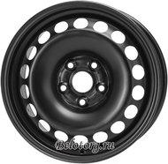 Диск Magnetto Wheels 15007 6x15/5x100 D57.1 ET38 Black - фото 1