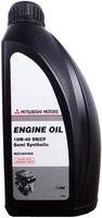 Моторное масло MITSUBISHI Engine Oil Semi-Syntheic SN/CF 10W-40 1л