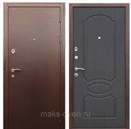 накладные двери входные металлические