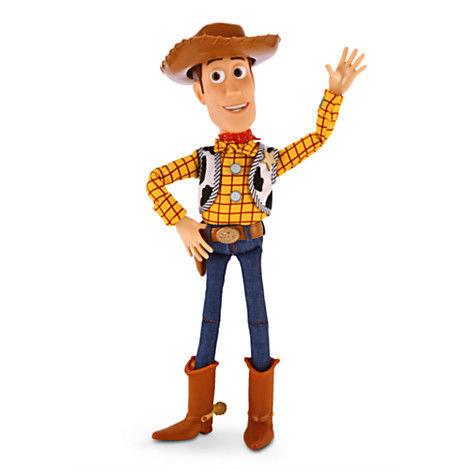 Кукла Disney История игрушек Вуди - История Игрушек 40 см