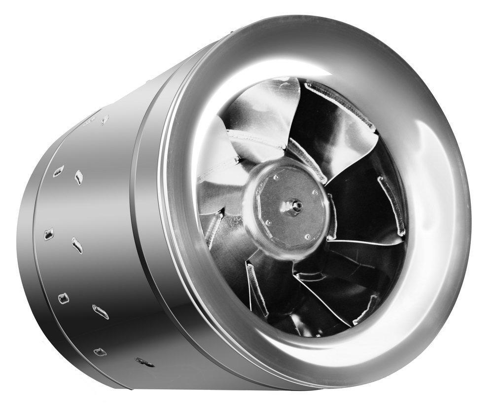 Вентилятор канальный энергосберегающий SHUFT CMFD 630 для круглых воздуховодов