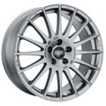 Диск OZ Superturismo GT 8x19/5x114,3 ЕТ45 D75 Grigio Corsa Black Lettering - фото 1