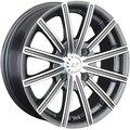 Литой диск LS Wheels 312 7x16 5x108 ET45.0 D73.1 GMF - фото 1