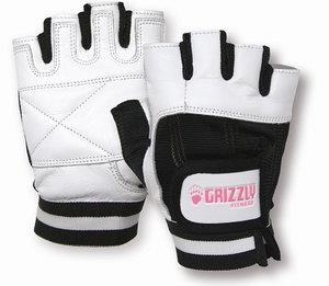 Перчатки атлетические для женщин Grizzly 8728L-0409