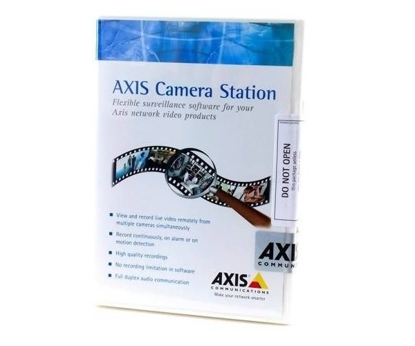 AXIS Camera Station Base Pack 4 channels (0202-052)