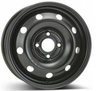 Диски KFZ 5995 5,5x14 4x100 D60.1 ET43 цвет Black - фото 1