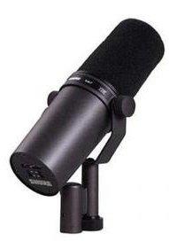 Вокальный микрофон (динамический) Shure SM7B