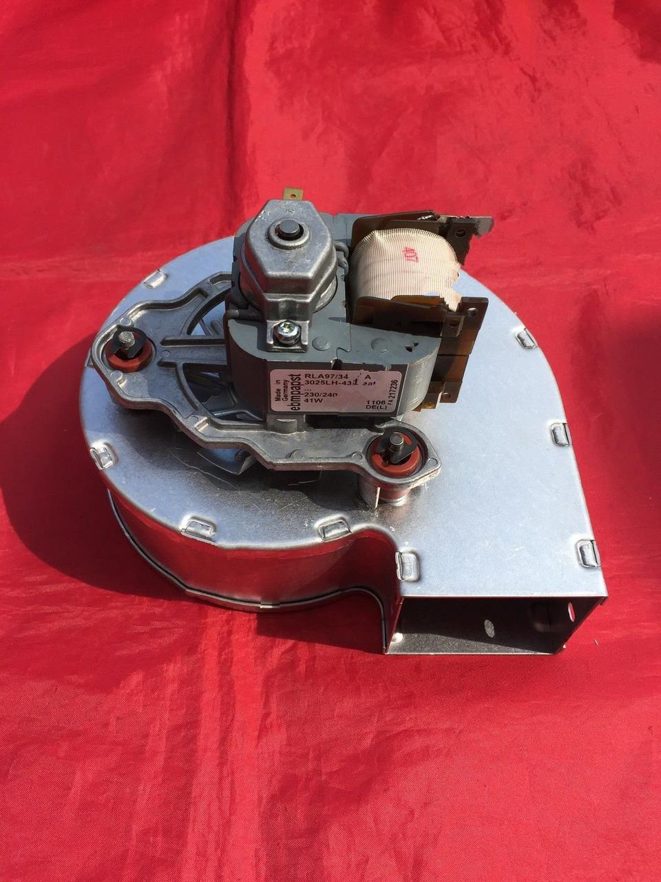 Вентилятор Beretta Super Exclusive 24-28 квт CSI/RSI R6491, R6492
