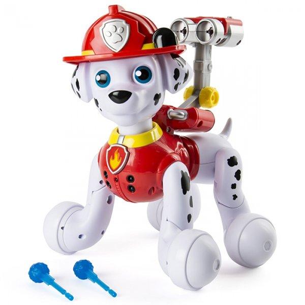 Игрушка интерактивная Spin Master Zoomer Marshall робот-щенок 14420