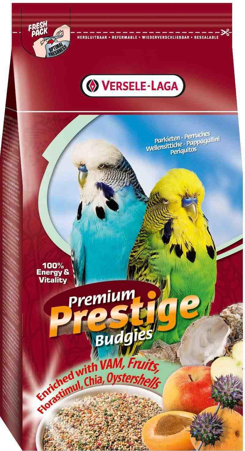 Versele-laga Корм Премиум для волнистых попугаев, 1кг, 1 кг