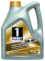 Масло MOBIL 1 0W-40 4X4L
