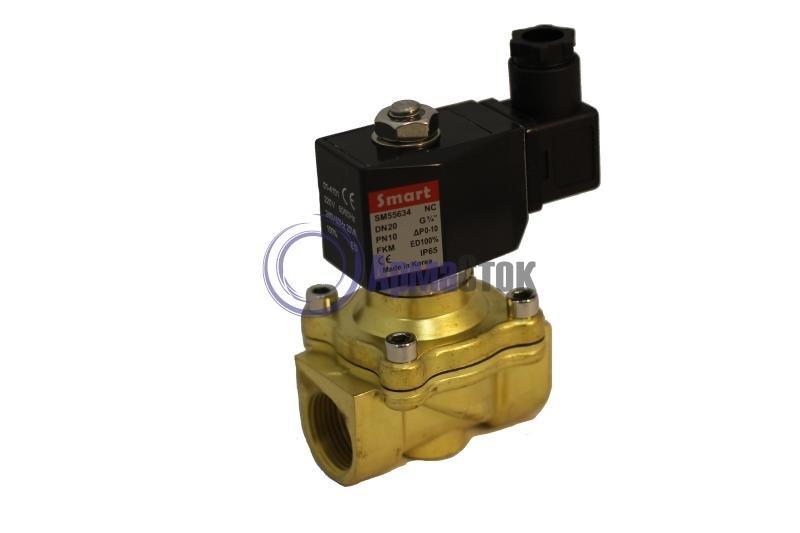 Клапан электромагнитный ВН1/2С-4К
