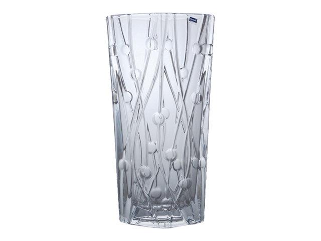ваза crystalite bohemia лабиринт 40см кристалайт