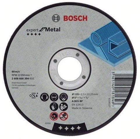 Круг отрезной Bosch 350х2.8х25.4 expert for metal (2.608.600.543)