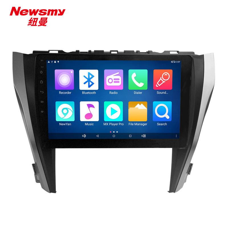 Штатная магнитола CARMEDIA NM-7114 DVD Toyota Camry 11.2014+ (V55)