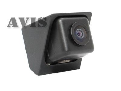 CCD штатная камера заднего вида AVIS AVS321CPR (#077) для SSANGYONG NEW ACTYON (2010-2013)/(2013-н.в.)