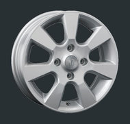 Диски Replay Replica Nissan NS23 6x15 4x114,3 ET45 ЦО66.1 цвет S - фото 1