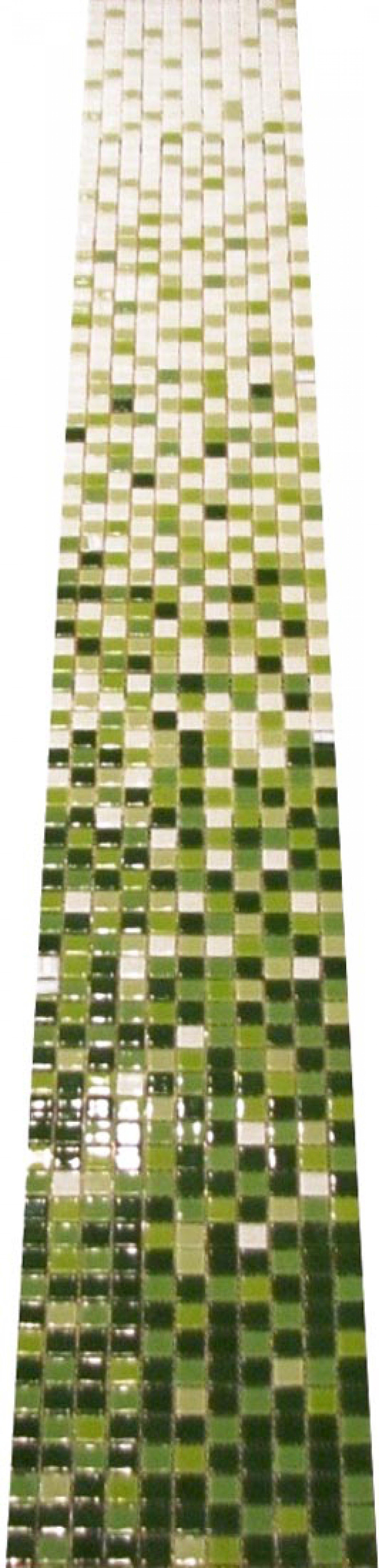 Мозаика Растяжки Jump Green №1-8 (комплект из 8шт.)2400*300
