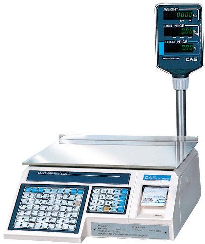Весы торговые с печатью этикеток Cas LP-15R (v.1.6.)
