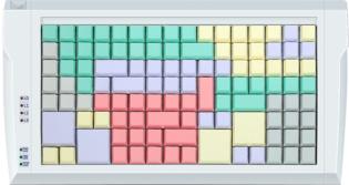 Программируемая POS-клавиатура POSUA LPOS –128-Mxx