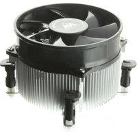 Кулер для процессора GlacialTech IceHut Light Soc-1150/1155/1156/ 3pin 25dB Al 84W 330g клипсы BULK (CD-1010LEP0DB00S1)