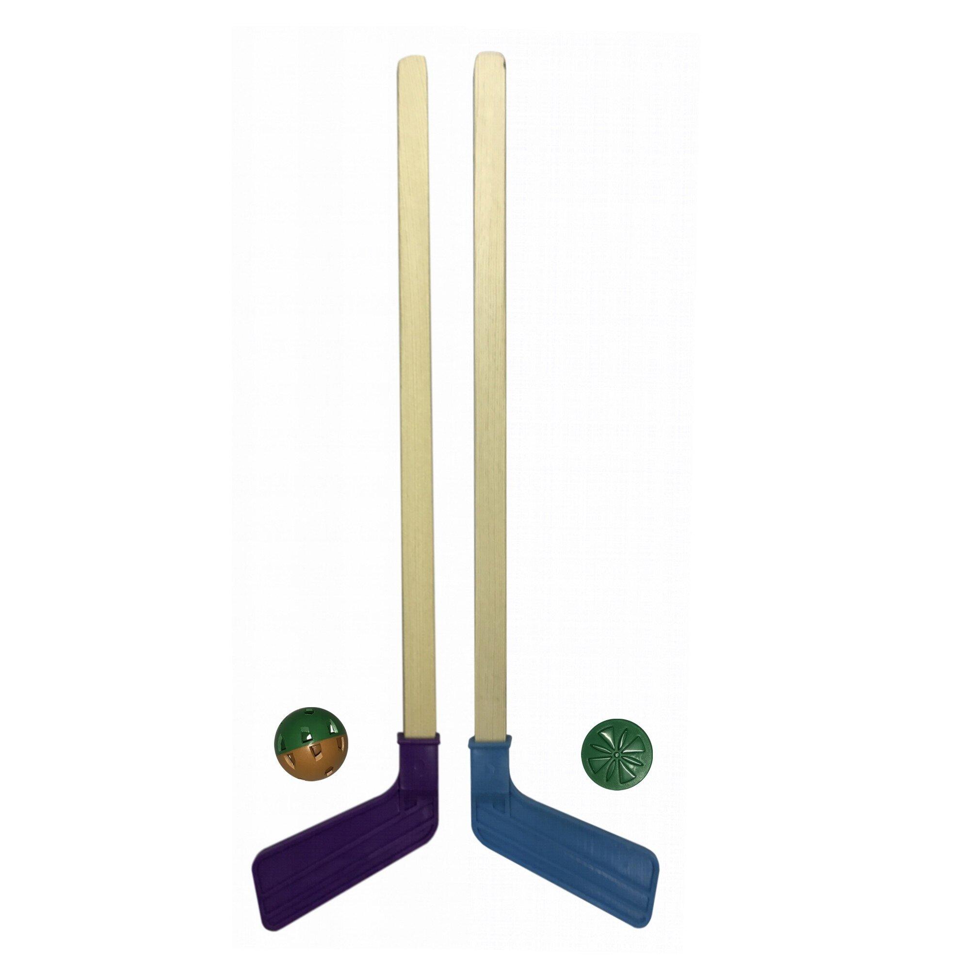 Хоккейные клюшки и шайбы ASE-SPORT 12-2.Хок.наб(2кшм)