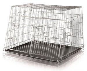 """Транспортная клетка для собак """"Trixie"""", 93x68x79 см"""